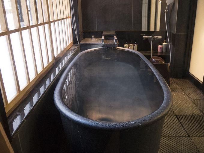 部屋で草津の名湯をひとり占め!