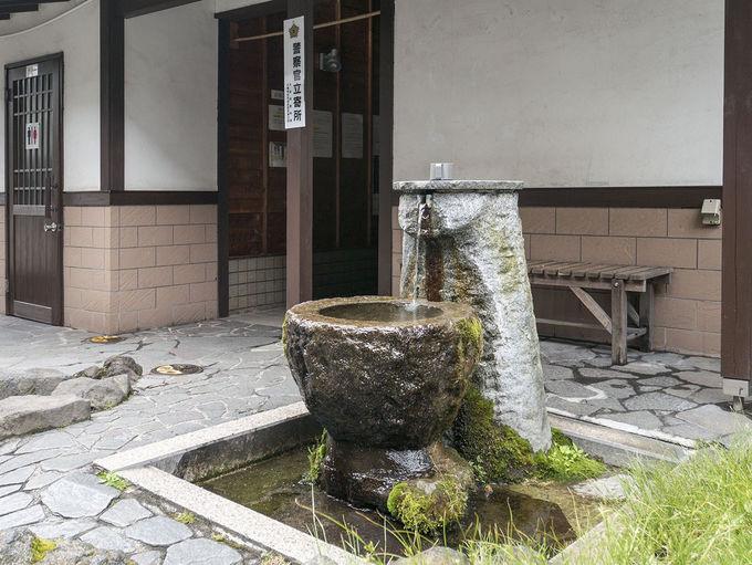 町の共同浴場「千代の湯」