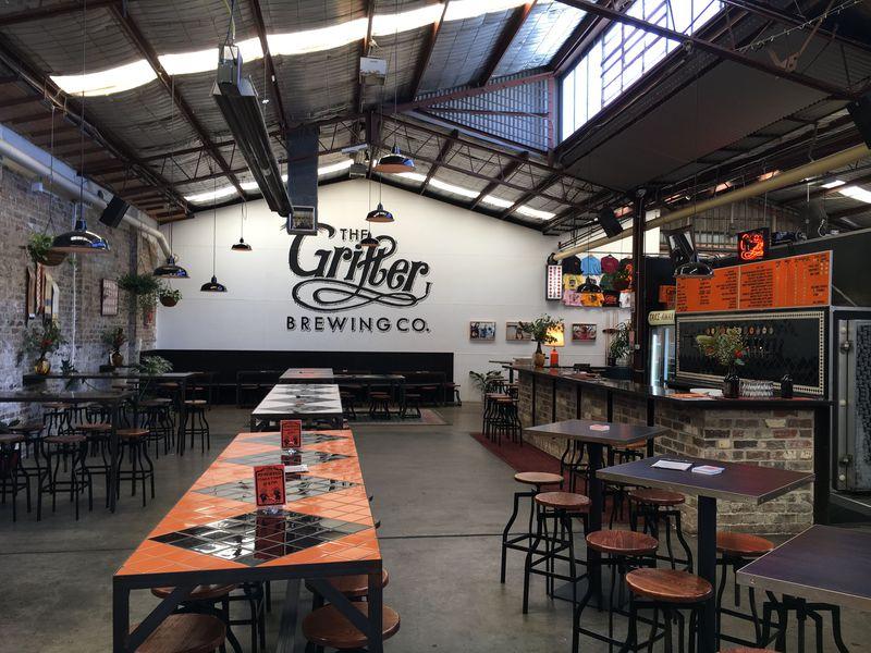 シドニー近郊のおすすめ地ビール醸造所「グリフター・ブリューイング」