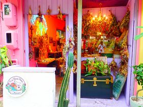 沖縄国際通りのカフェ「Ti-da Beach Parlour」がインスタ映え