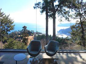 お部屋でかけ流し温泉と海の眺望を堪能!熱海倶楽部迎賓館の休日