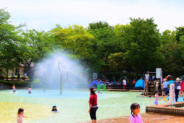 デンマーク・オーデンセ市と姉妹都市の公園!