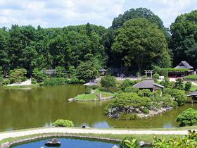 行けば大満足!趣と風情溢れる日本三名園「岡山後楽園」