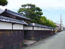 江戸時代の風情ある山口・萩城下町を思いっきり満喫しよう!