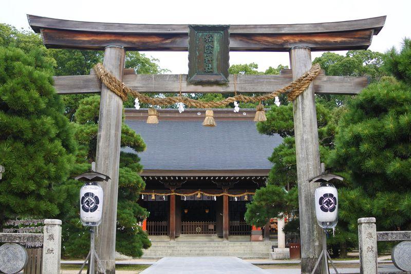 吉田松陰を祀る「松陰神社」