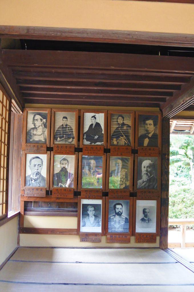 多くの逸材を輩出した「松下村塾」!