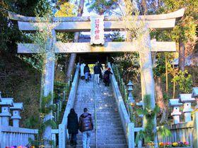 神奈川の由緒ある神社といえば!相模国二之宮で有名な「川勾神社」
