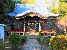 縁結びのご利益あり!儚き愛の伝説が伝わる神奈川「吾妻神社」