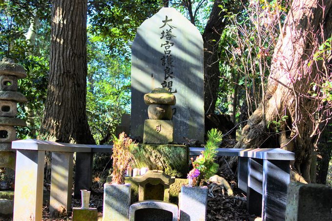 護良親王の墓所