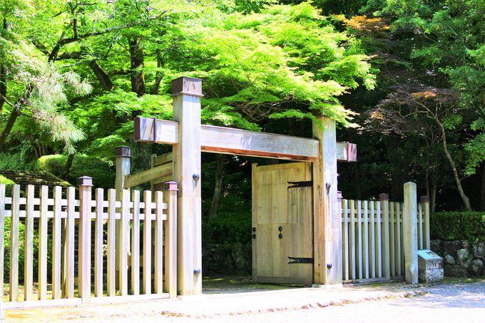 岐阜公園の見どころ!