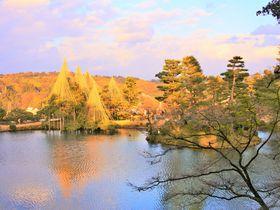 歴代加賀藩主が手掛けた庭園「兼六園」歴史と趣ある日本三名園