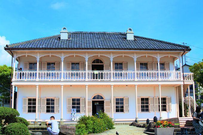 明治初期の建造物「旧三菱第2ドックハウス」