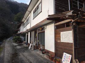 泉温が低いので長湯できる湯治場、島根県・千原温泉。