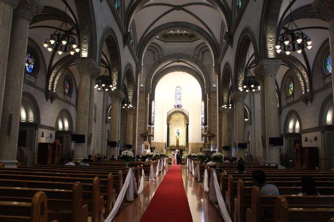 アジア最大級のパイプオルガンは必見!「マニラ大聖堂」