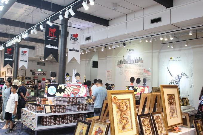 木材のアートが手に入る!「ARCH Gift Shop」