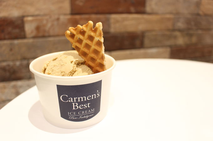 スーパーでも買える贅沢アイス「Carmen's Best」