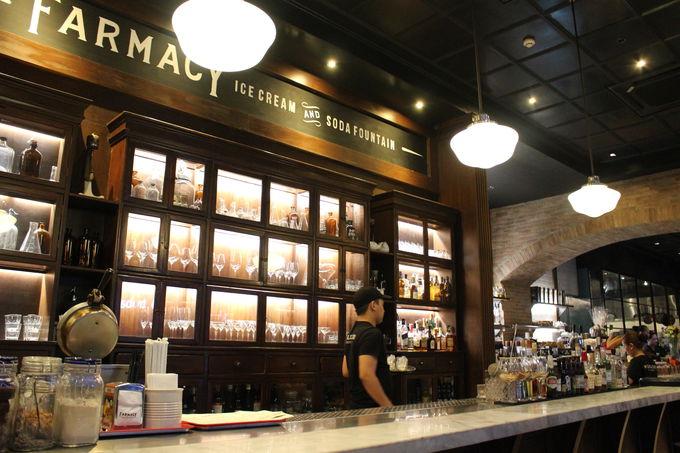 マニラ大人気カフェの姉妹店「Farmacy」