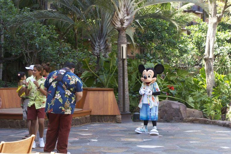 「アウラニ・ディズニー・リゾート&スパ」に宿泊していなくても利用できる!