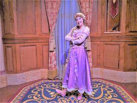 フロリダ「ディズニー・マジックキングダム」でディズニープリンセスに会える!