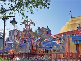 フロリダディズニー「マジックキングダム・パーク」で子どもと楽しめるアトラクション