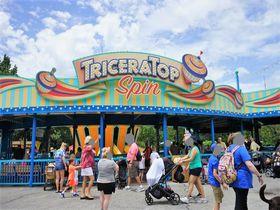 フロリダ「ディズニー・アニマルキングダム」子供も一緒に楽しめるアトラクション