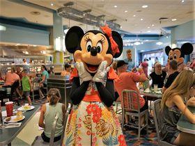 フロリダ「ディズニー・ハリウッド・スタジオ」でキャラクターと食事を楽しむ!