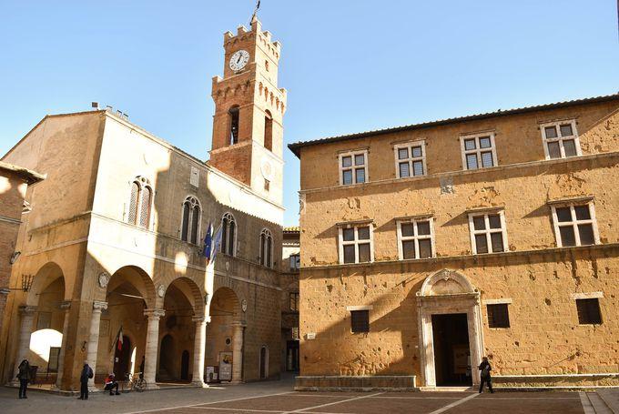 ローマ法王が造り直した「理想都市」