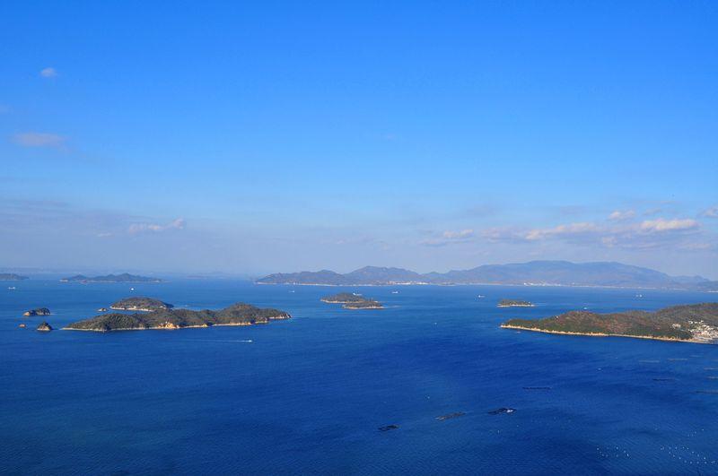 古代の大城壁・屋嶋城と源平合戦の古戦場が残る瀬戸内海「屋島」