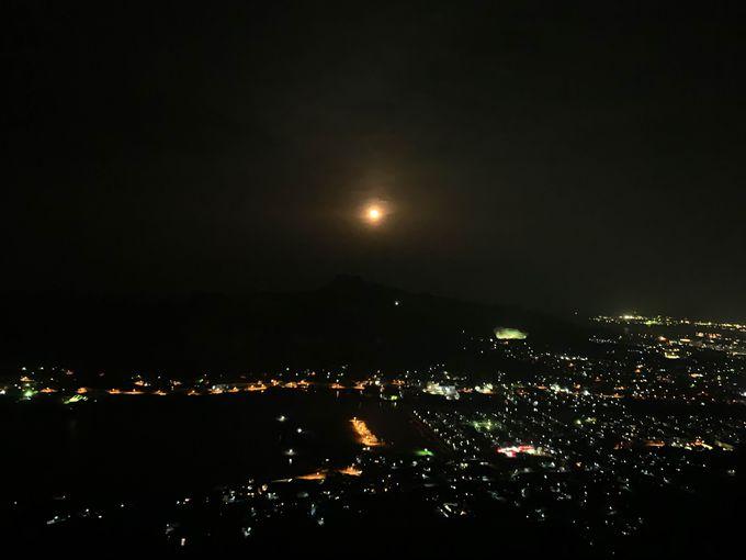 「日本百名月」に選ばれた月の名所