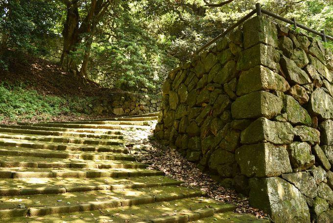 石見地方の中心、開府400年の浜田城