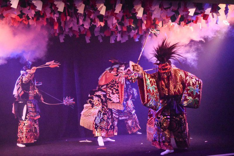 石見地方の歴史を体感!日本遺産の石見神楽と開府400年の浜田城