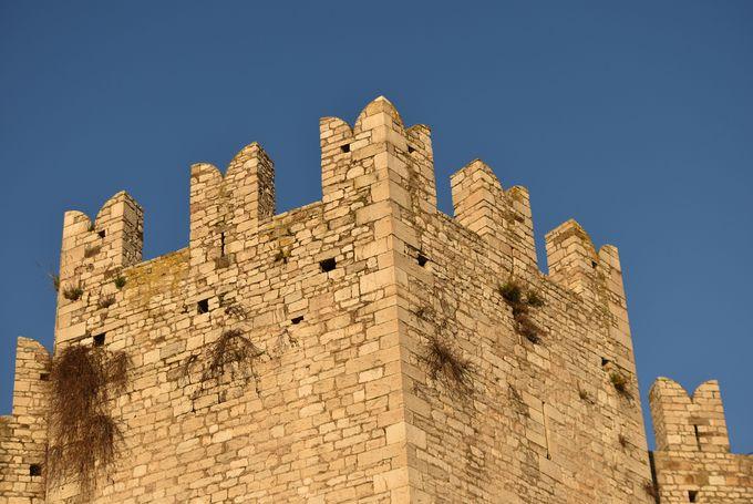 神聖ローマ皇帝フリードリヒ2世の城