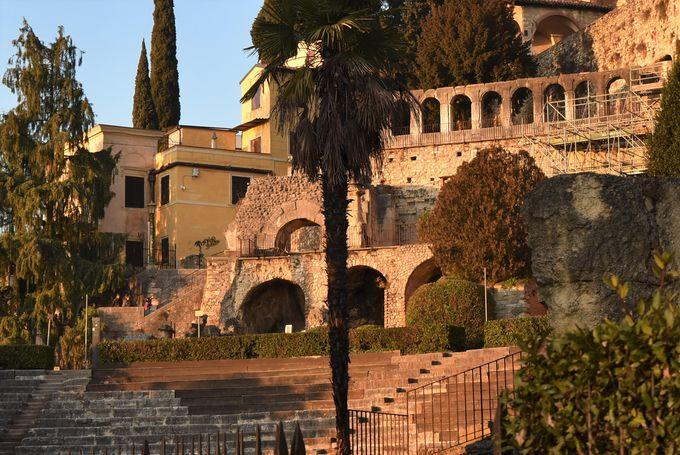 古代ローマ時代から栄えた古都ヴェローナ