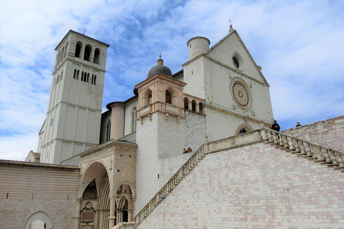 世界遺産サン・フランチェスコ聖堂