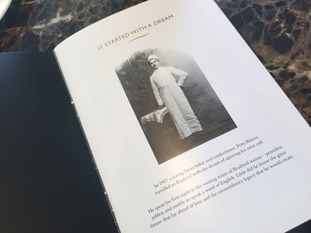 創業100年の超人気ベーカリー&ティールーム
