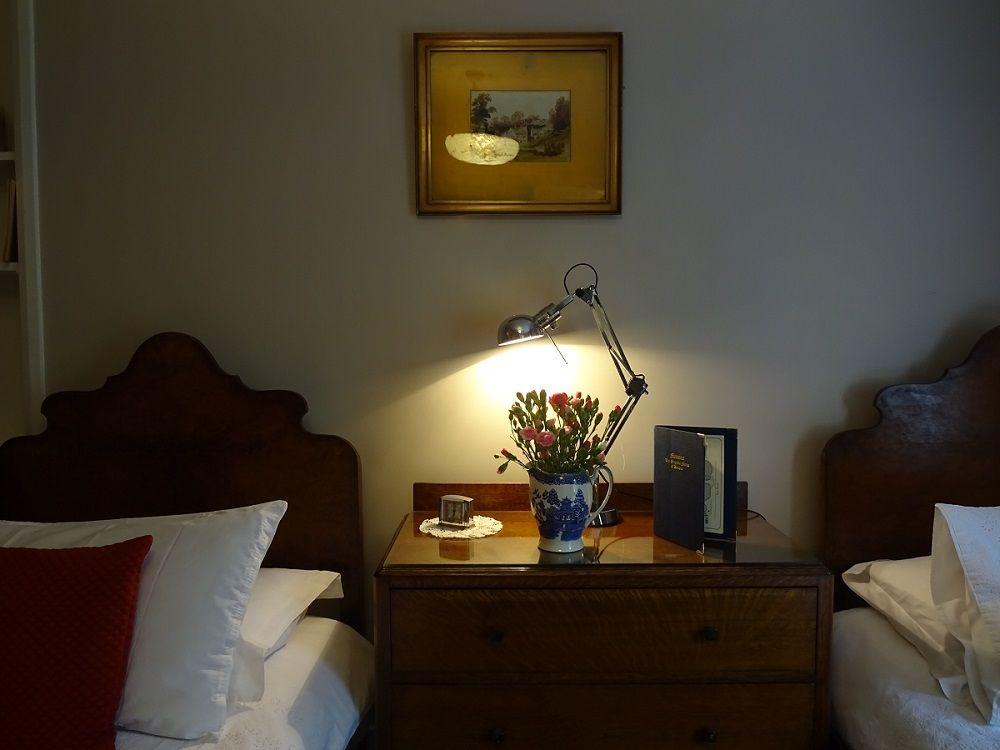 客室は2つ ヴィンテージ・スイートとグロスター・スイート