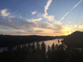 北ウェールズ湖畔の絶景「レイク ヴィリンウィ ホテル&スパ」
