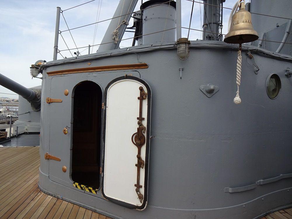 篤い信仰心と愛国心に支えられた戦艦での日々