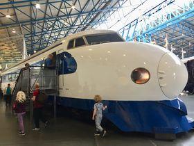 新幹線0系の晴れ姿を見に行こう!英「国立ヨーク鉄道博物館」