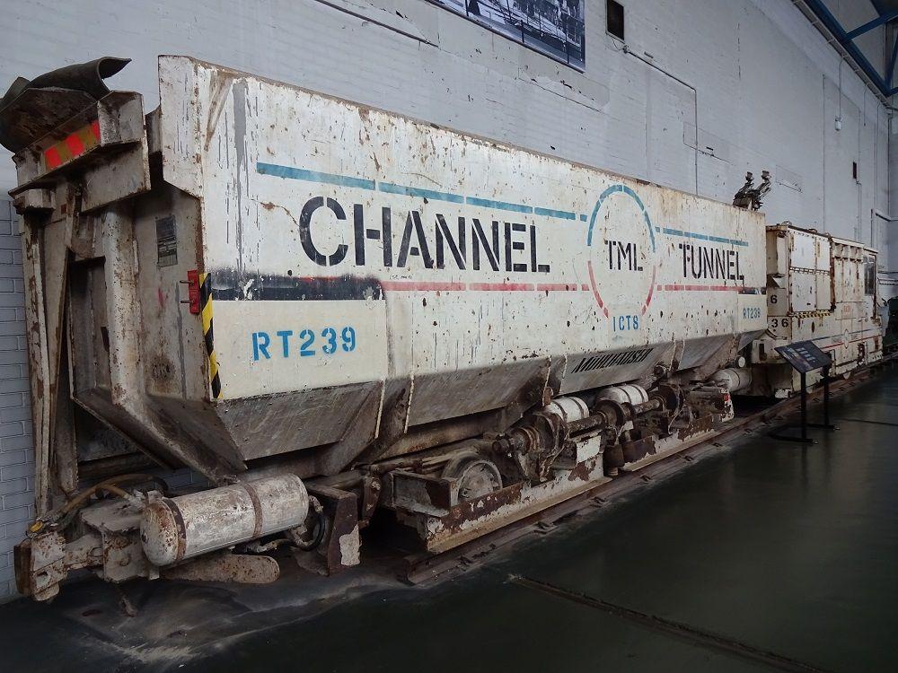 創成期から現在まで 列車技術の変遷を追う「グレート・ホール」