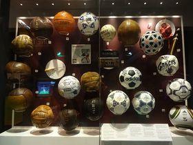 サッカーファン垂涎!英マンチェスター「国立フットボール博物館」