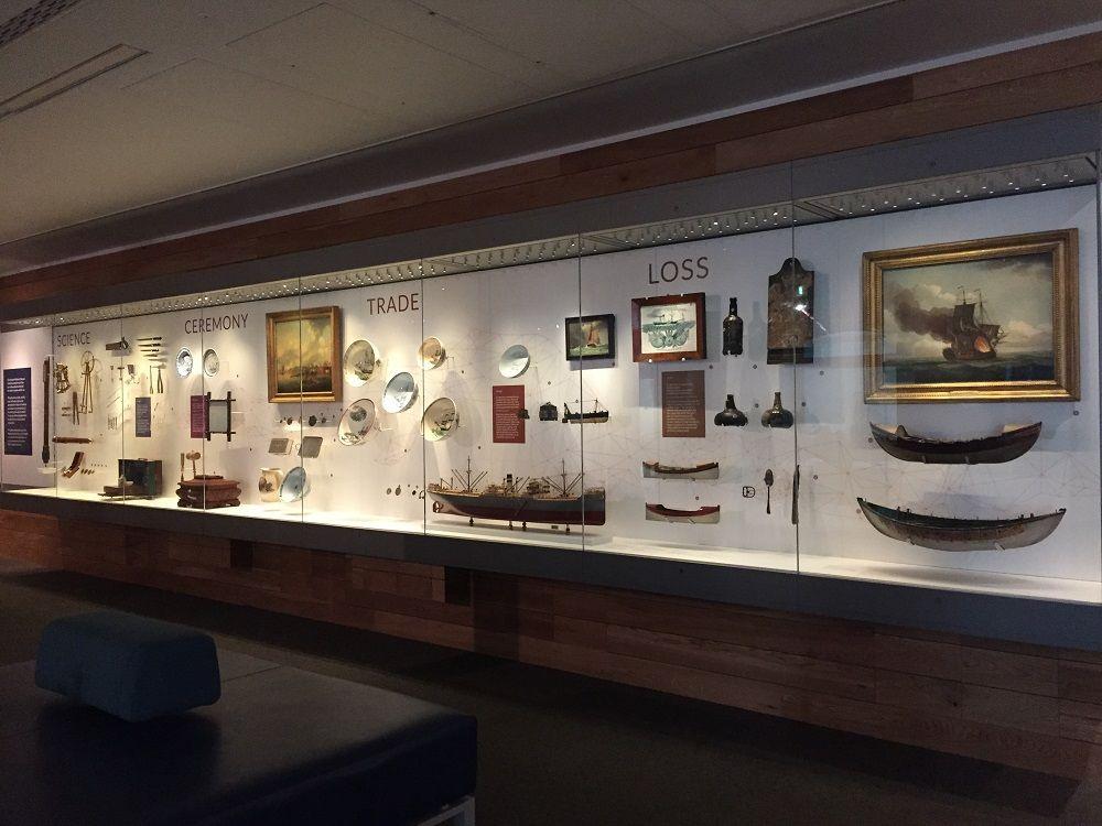 海の英雄たちの軌跡を追う 国立海事博物館