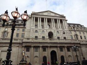 ロンドン金融街の中枢「イングランド銀行」博物館が面白い!