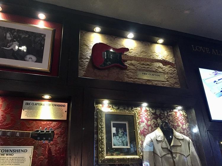 伝説の始まりはエリック・クラプトンのギター!