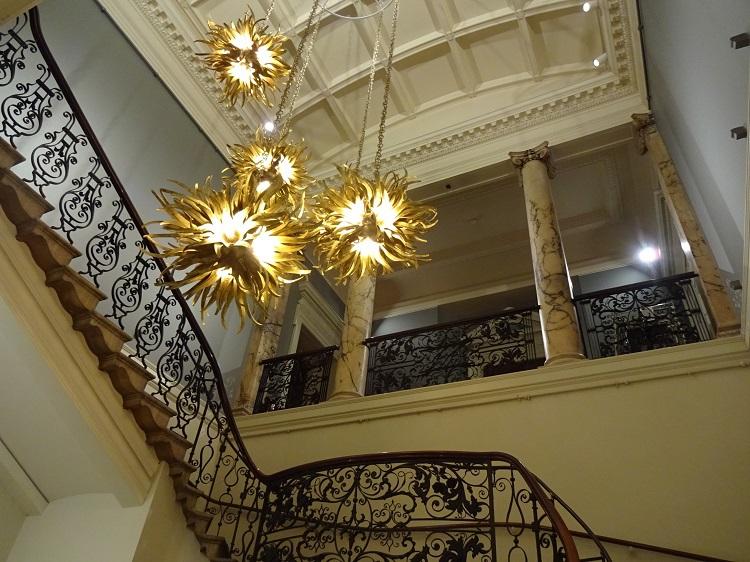 ジョージ3世王により1768年に創設された芸術院