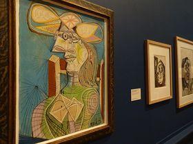 ロンドンの王立芸術学院で「ピカソと紙」の関係に迫る!