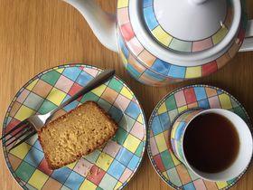 おうちティールームで英国スイーツ!イギリス人が愛するレモンドリズル・ケーキ