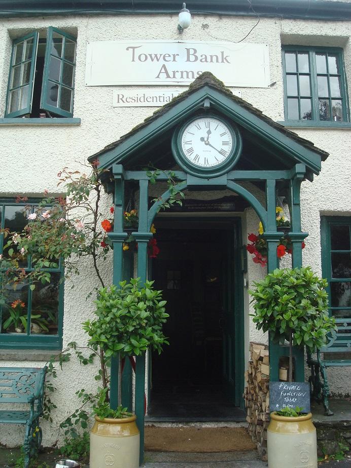休憩に最適 ヒルトップ・ハウスに隣接する17世紀のパブ