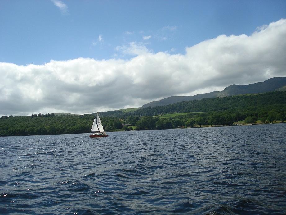 ウィンダミア湖畔の絶好ロケーションに泊まってみたい!