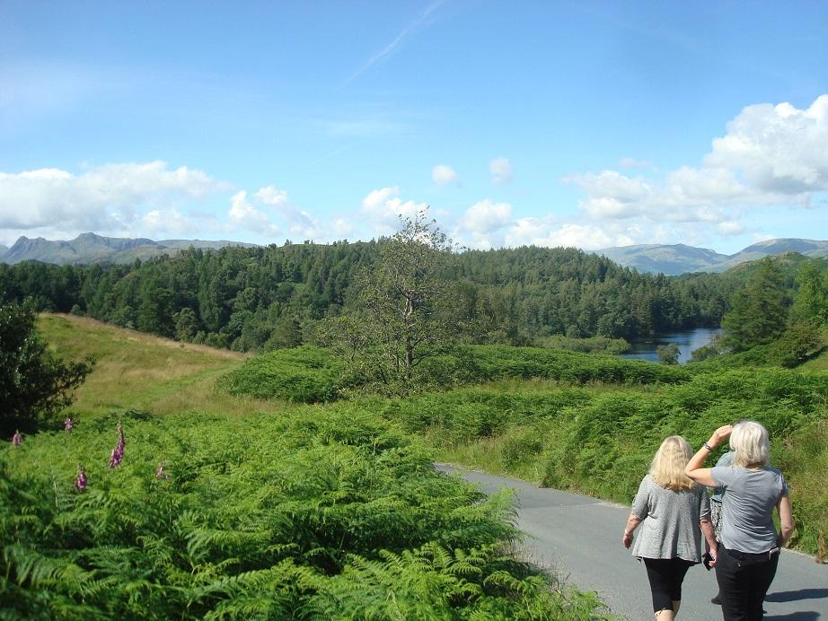 森林散歩やゴルフクラブ アウトドア派も大満足な環境